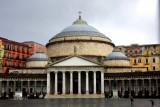 Church of San Francesco di Paola, Naples, Italy
