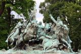 The cavalry sculpture group, Washington D.C.