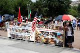 Protestors at the White House - Sril Lankans, Washington D.C.
