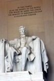 Lincoln Memorial - sitting proud, Washington D.C.