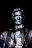 Lincoln looks over Washington DC