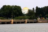 Memorial across the Tidal Basin, Washington D.C.