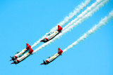 Chicago Air and Water Show 2009 - AeroShell Aerobatic Team