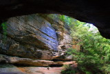 Cave of solitude, Starved Rock State Park, IL