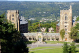 Cornell University - Lyon Hall, NY