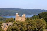 Cornell University - view of Lake Cayuga, NY