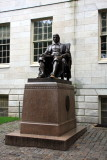John Harvard, Boston