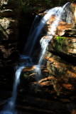 Franconia Notch State Park - Avalanche Falls, White Mountains, NH