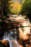 Franconia Notch State Park, Fall colors, White Mountains, NH
