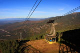 Cannon Aerial Tramway in Franconia Notch, NH