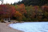 Echo lake, White Mountains, NH