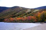 Ski slopes at Echo Lake, White Mountains, NH