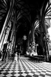 Interior, St. Stephen's Cathedral, Vienna