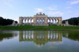 View of the Gloriette, Schönbrunn Palace