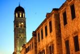 Clock Tower, Luza Square, Dubrovnik