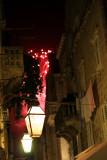Fireworks, Dubrovnik Summer Festival begins