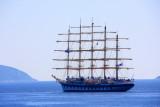 Tall ship, Dubrovnik