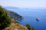 Croatia, coastline