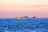 Mrkan Island, Adriatic Sea