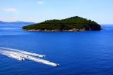 Lokrum Island, Adriatic Sea