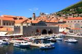 City Harbor, Dubrovnik Old Town