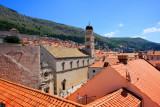 St. Saviour Church on Stradun, Dubrovnik