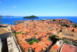 Dubrovnik from Minceta Tower