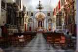 Interior, St. Saviour's Church, Dubrovnik