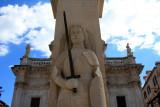 Knight Roland, Symbol of a free city, Dubrovnik