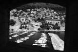 Dubrovnik, framed