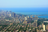 North Chicago, View from Hancock Tower