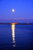 Sunset, Lake Michigan, Chicago