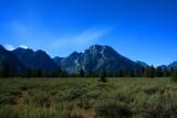 Grand Teton National Park, Wyoming - Mt. Moran (3842m)
