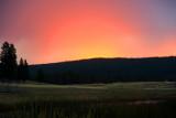 Sunrise - Yellowstone National Park