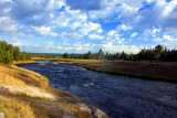 Firehole River - Yellowstone National Park