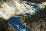 Yellowstone River - Yellowstone National Park