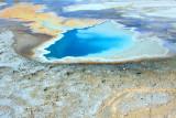 Heart Spring, Upper Geyser Basin - Yellowstone National Park