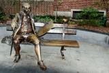 Philadelphia - Benjamin Franklin at the University