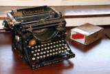 Valley Forge - Typewriter