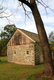 Valley Forge - barn
