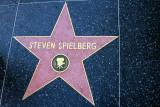 Steven Spielberg, Hollywood Blvd., Los Angeles
