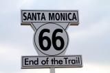Santa Monica, End of Route 66, Los Angeles