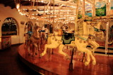 Carousel, Harbor Village, San Diego