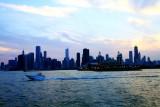 Chicago, from Lake Michigan