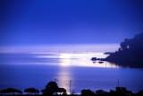 Monterey sunset, California