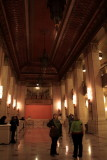 Civic Opera House lobby, Chicago, IL - Open House Chicago 2012