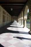 Main Quad walkway, Stanford University