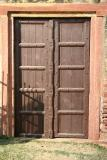 Doors in Fatehpur Sikri, India