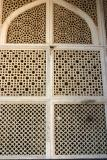 Marble lattice, Fatehpur Sikri, India