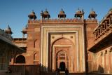 Entry into the Courtyard, Fatehpur Sikri, India